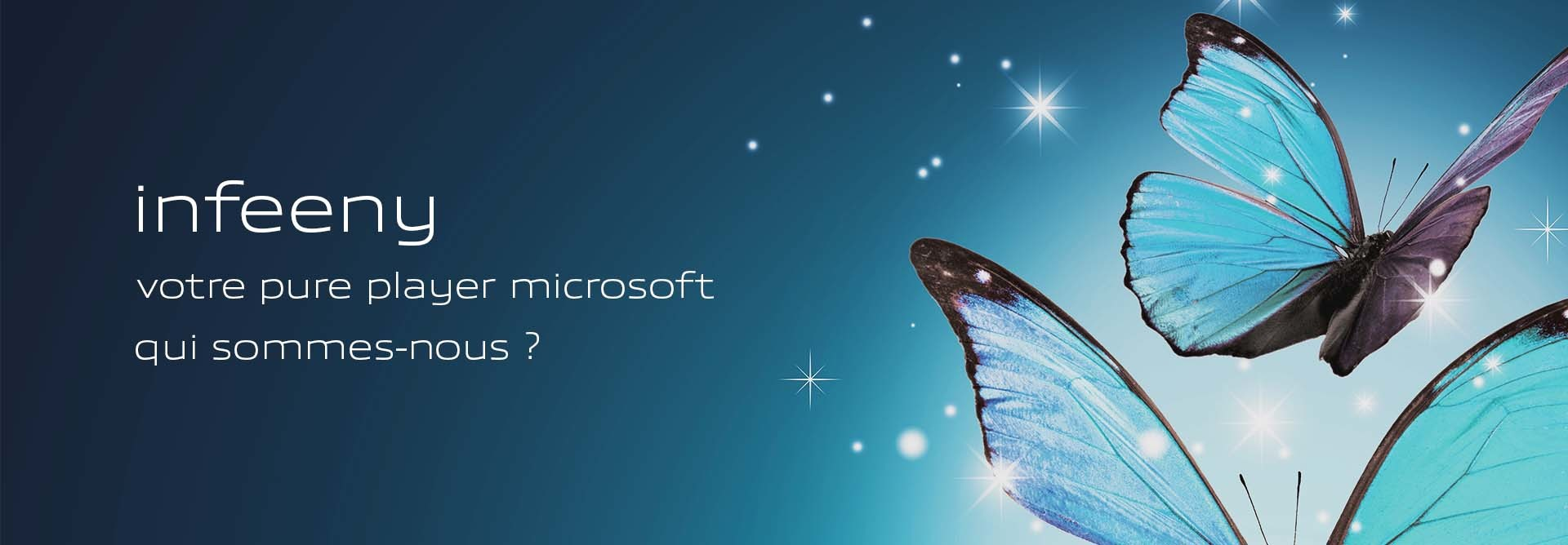 Infeeny SSII, ESN, prestataire solutions microsoft